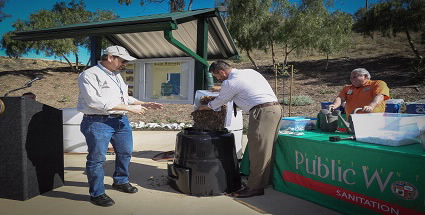 Free Monthly Composting Workshops - Los Angeles