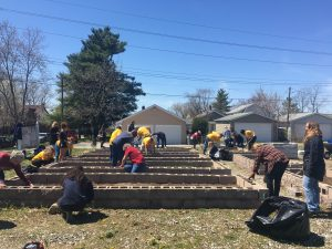 News: New Community Garden Project At University Of Indianapolis Enhances Healthy Options For Neighborhood via UIndy 350
