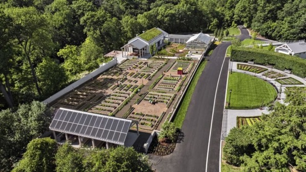 The LEED Gold-seeking Edible Academy teaches urban farming in NYC via Inhabitat